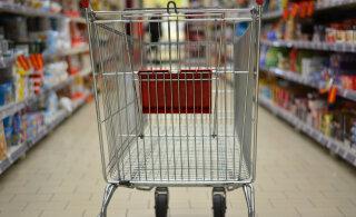 Toidupoe klienditeenindaja: inimesed on alertsemaks muutunud ja eriolukorras ostlemise soovitustest peetakse kinni