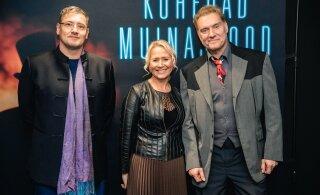 FOTOD | Vaata, kes saabusid Mart Sanderi uhiuue õudusfilmi esilinastusele