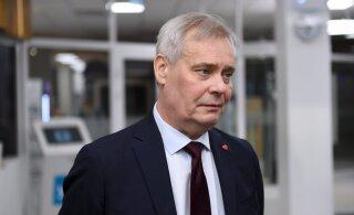 Soome koalitsiooniläbirääkimiste juhiks valiti sotside esimees Antti Rinne