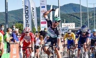 Martin Laas võitis Slovakkia velotuuril juba teise etapi