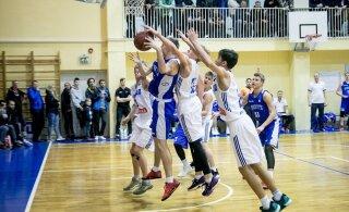 DELFI TV-s | Korvpalli G4S Noorteliiga U14 vanuseklassis peetakse medalimängud