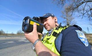Полиция призывает водителей задуматься о последствиях превышения скорости