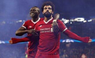Meistrite liiga jätkub. Kas favoriit Liverpool on parim klubi pärast Pep Guardiola FC Barcelonat?