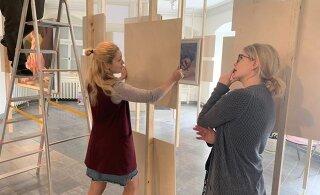 Золотой фонд эстонского искусства на масштабной выставке Тартуского художественного музея