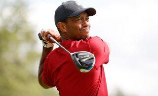 TREILER | Eestisse jõudis verivärske lühisari Tiger Woodsist