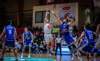 TIPPHETKED | Kalev/Cramo jäi lisaajal alla Eesti-Läti liigat juhtivale Ogrele