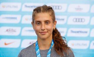 Миротворцева установила в Минске очередной рекорд Эстонии