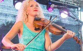 Eeva Talsi: me avastasime, et eesti keeles saab laulda ka publikule, kes ei saa sõnadest aru