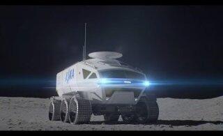 VIDEO | Jaapanlaste kuukulguri ehitab valmis tuntud autotootja