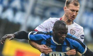 Klavan sai superstaarilt kiita: eestlane on Itaalia liiga üks paremaid kaitsjaid