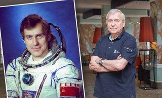 Космонавт Александр Александров: полет на Марс – вопрос времени