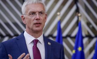 Премьер-министр Латвии потребует продлить ЧС и ввести более строгие правила