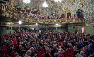 Ратас предлагает разрешить театрам заполнять свои залы на 50%