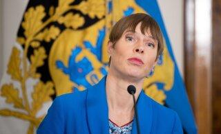 President Kaljulaid: Eesti võiks olla kliimaküsimuste katalüsaator