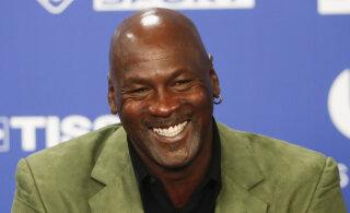 Michael Jordan alustas uut projekti ja sisenes autosporti