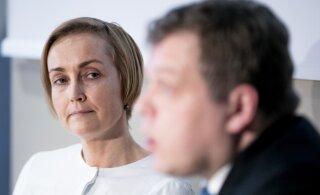Kristina Kallas: noored, valitsus kirjutab alla teie maksutõusule