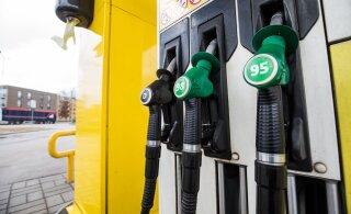 Circle K langetas nädalavahetuseks mootorikütuste hinda