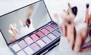 Известный эстонский блогер показала, как сделать модный осенний макияж
