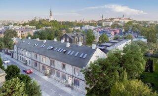 Историческое здание в таллиннском районе Каламая превратят в жилую среду