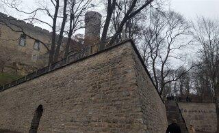 ФОТО | От башни Длинный Герман можно напрямую пройти в Тоомпарк