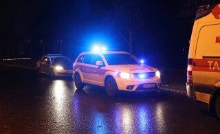 В Маарду в столкновении двух авто пострадала женщина