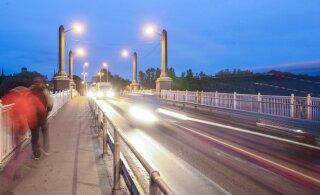 Pärnu Kesklinna silda laiendatakse üle poole võrra