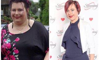 Медсестра сбросила 76 килограммов на диете из чипсов и пиццы