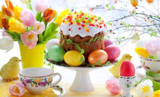 Kümme vanarahva munapüha traditsiooni, mis tagavad sulle hea tervise, õnne ja rikkuse