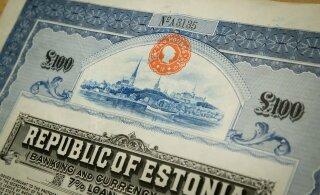 Valitsus emiteerib umbes miljardi euro ulatuses kümneaastaseid võlakirju