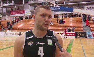 DELFI VIDEO | Rannar Raap Pärnu seisust: saime hingamisruumi, oleme tõusuteel