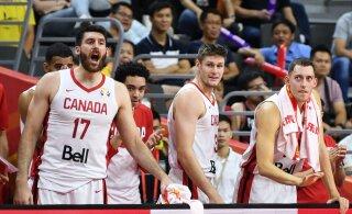 Imeline viskepäev: Kanada püstitas korvpalli MM-i rekordi