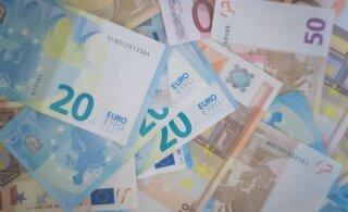 Euroopa Keskpank: euroala pangad karmistavad laenutingimusi