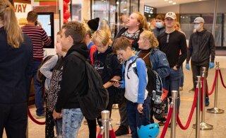 ГАЛЕРЕЯ | В Тарту открылся первый ресторан Burger King. Образовалась большая очередь