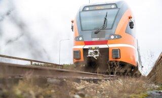 Из-за технической поломки задерживаются некоторые поезда Elron