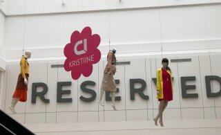 ЖУТКОЕ ВИДЕО: В атриуме таллиннского торгового центра Kristiine повесили манекенов