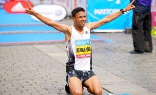 Maroko tippmaratoonar sai nelja aasta pikkuse võistluskeelu