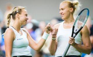 Kanepi tõusis WTA edetabelis oma 15 kuu parimale kohale