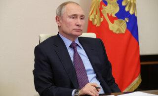 Путин заявил о возможности снятия ограничений по коронавирусу в России