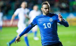 Зенев вернулся в чемпионат Эстонии после 13-летнего перерыва