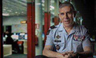 Eestit külastab Prantsuse kindralmajor Philippe Boutinaud