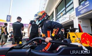 FOTOD | Jüri Vips istus uuesti F3 autosse turvalisemaks muudetud Macau ringrajal