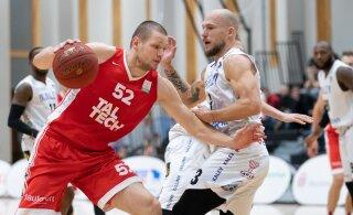 TIPPHETKED | Kolmanda järjestikuse võidu saanud TalTech võttis Läti klubi vastu revanši