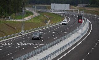 FOTOD ja VIDEO | Lõpuks ometi. Täna avati liiklusele taasiseseisvumisaja suurima teeobjekti esimene osa. Teekond Tartusse vähenes