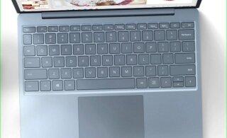 Süleravutihinnang: Microsoft Surface Laptop Go