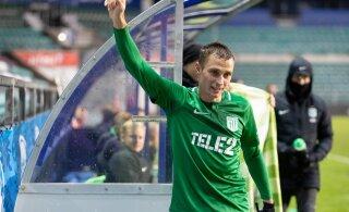 FC Flora külmutab Gert Kamsi auks tema särginumbri