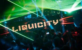 FOTOD   Raju pidu! Liquicity Records pani rahva trummi ja bassiga tõeliselt pidutsema