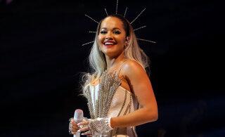 Rita Ora on valgenahaline? Briti laulja langes rassistlike süüdistuste küüsi