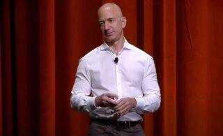 Основатель Amazon богаче большинства стран мира. И Эстонии в том числе
