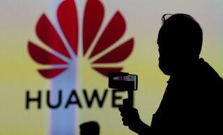 Huawei avaldus: austame Eesti valikuid