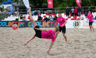 Coolbet rannaliigat alustas teravaimalt Eesti valitsev meister